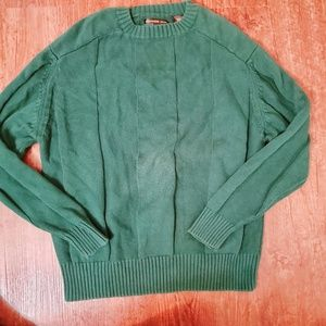 {Vintage} Thick Cotton Sweater